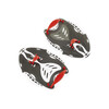 speedo Power Biofuse Paddle Red/Grey